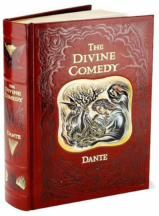 travelling through hell purgatory and heaven in the divine comedy by dante alighieri