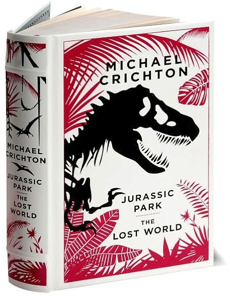 an analysis of jurassic park by michael crichton its not the dinosaurs fault