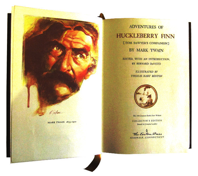 huck finn introduction