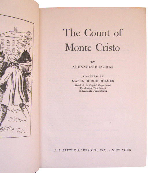 an analysis of the count of monte cristo a novel by alexander dumas The count of monte cristo (french: le comte de monte-cristo) is an adventure novel by alexandre dumas, père it is often considered, along with the three musketeers, as dumas' most popular work it is also among the highest selling books of all time.