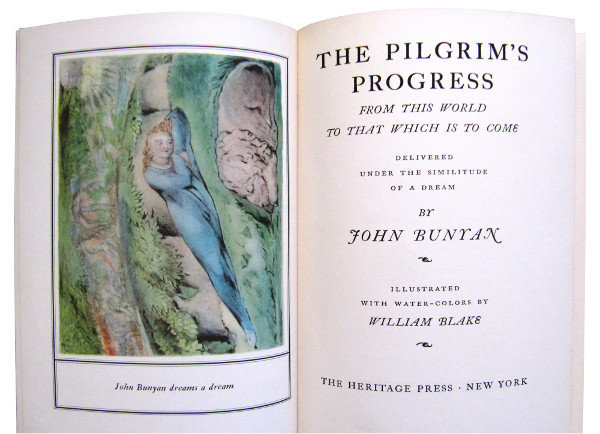 the pilgrims progress The pilgrim's progress is pious because it is a piece written in dedication to god it contains important religious teachings -- what a good christian should do and what he should not do what coleridge means by bunyan's genius is basically the story itself.